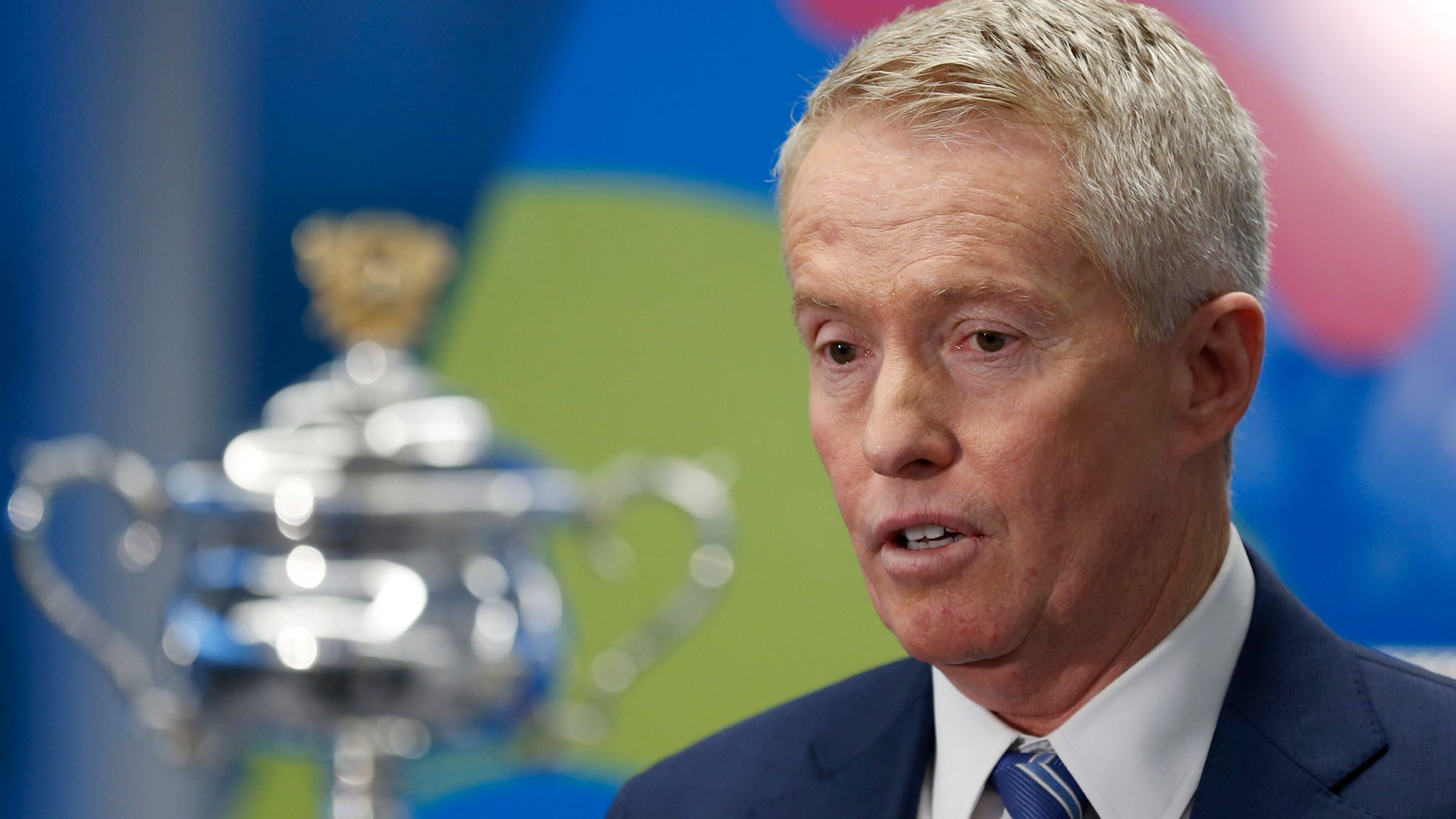 Australian Open 2020 Tournament Director Craig Tiley