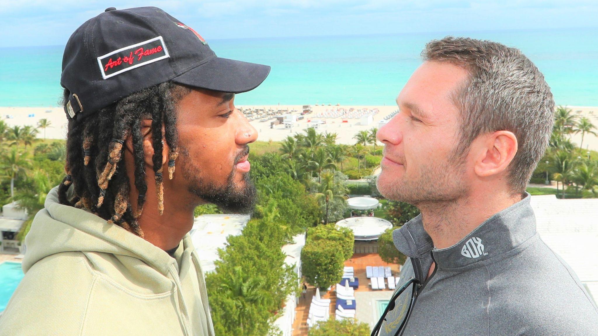 Paul vs Gib: Watch a live stream of Miami Fight Night press conference
