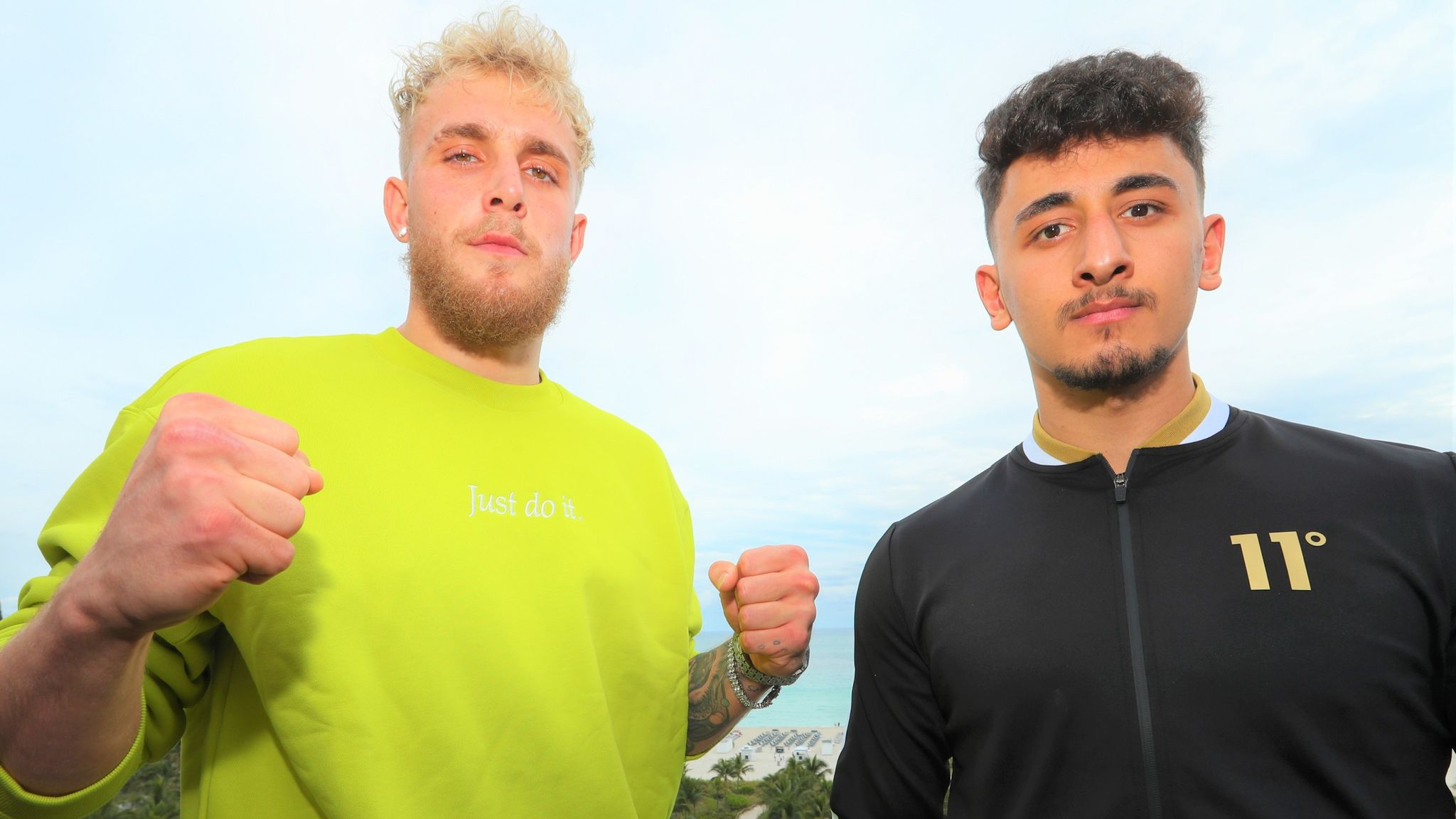 Paul vs Gib: Jake Paul has 'caught the boxing bug' and could extend pro career