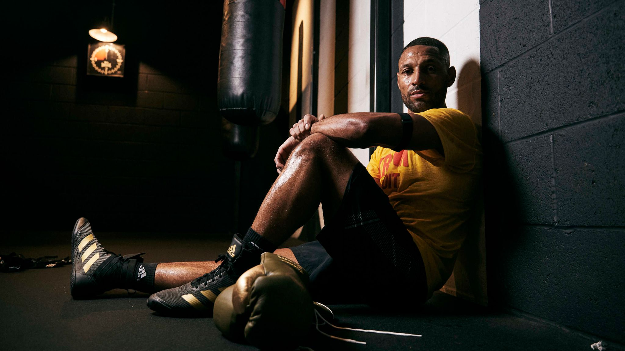 Kell Brook's dream 2020 includes a world title challenge then a fight with Amir Khan