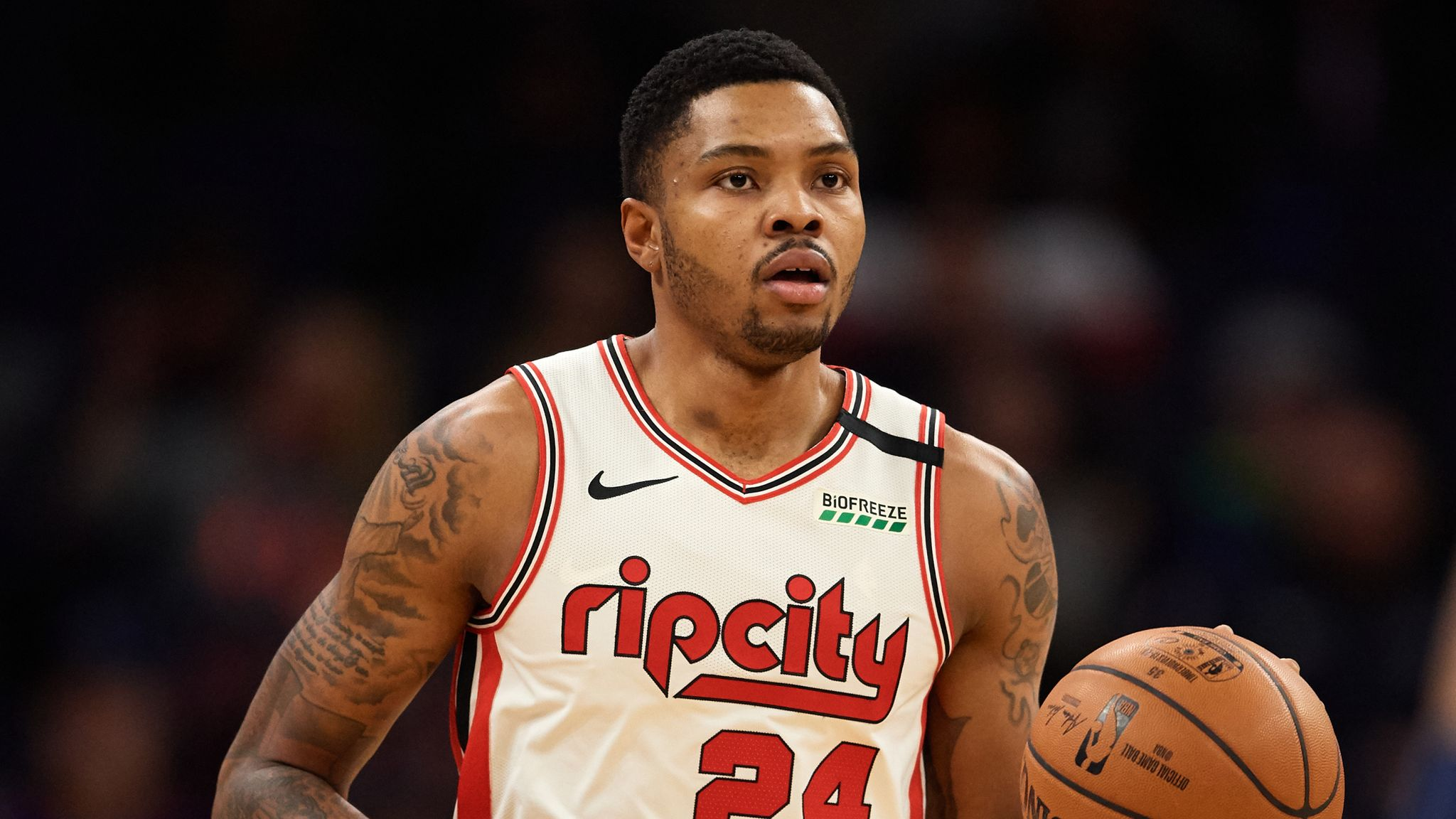 Portland Trail Blazers finalise trade of Kent Bazemore to Sacramento Kings