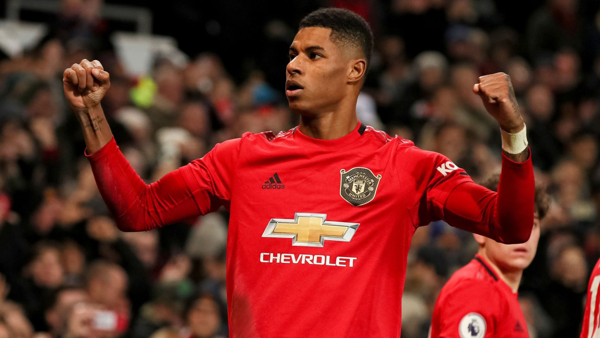 Manchester United's Marcus Rashford partners with Fnatic & UNICEF to promote positivity