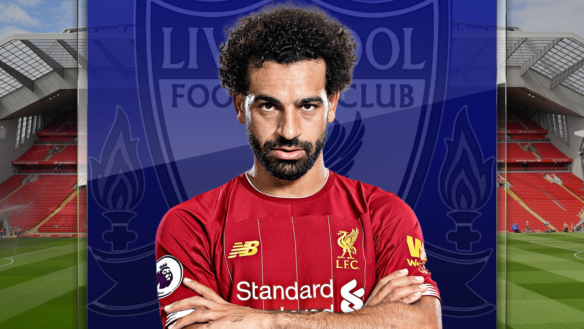 Mohamed Salah exclusive interview: Adapting at Liverpool and hunting down  the Premier League title | Football News