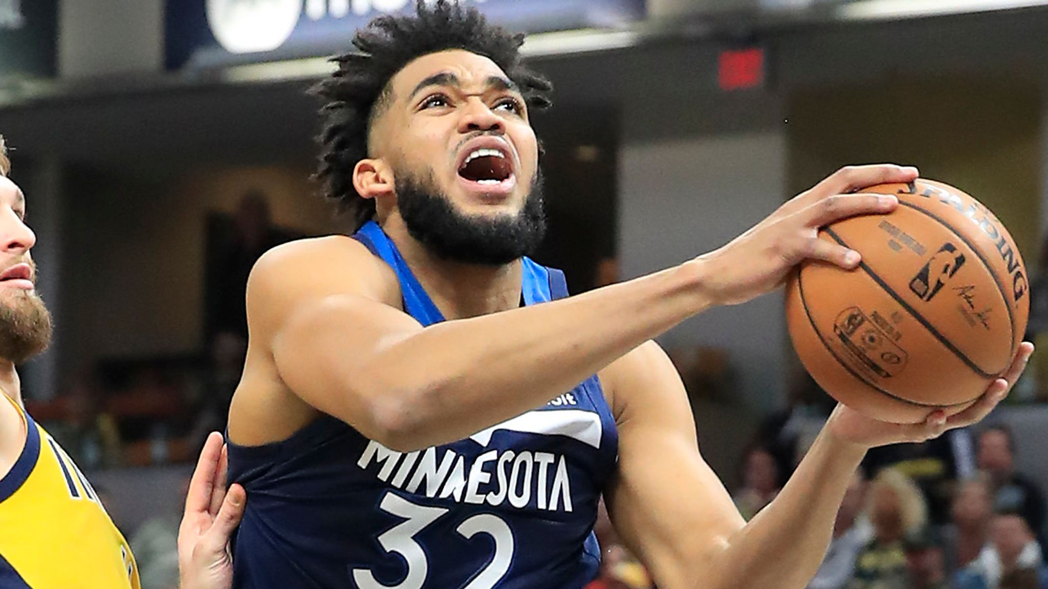 Karl-Anthony Towns drops 27 points on Minnesota Timberwolves return following knee injury