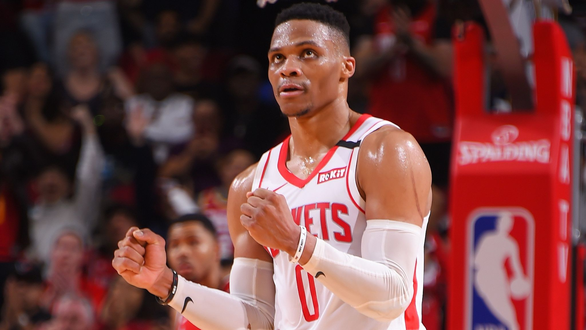 Russell Westbrook thriving at Houston Rockets now he's playing as 'best version of himself'