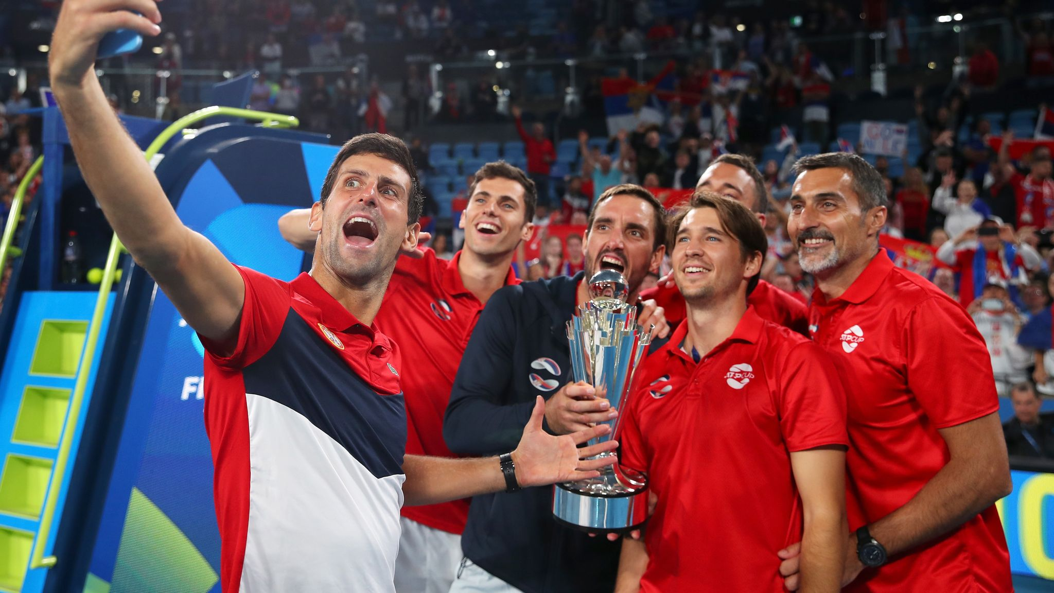 Is The Atp Cup A Hit Or A Miss After Making Its Debut Ahead