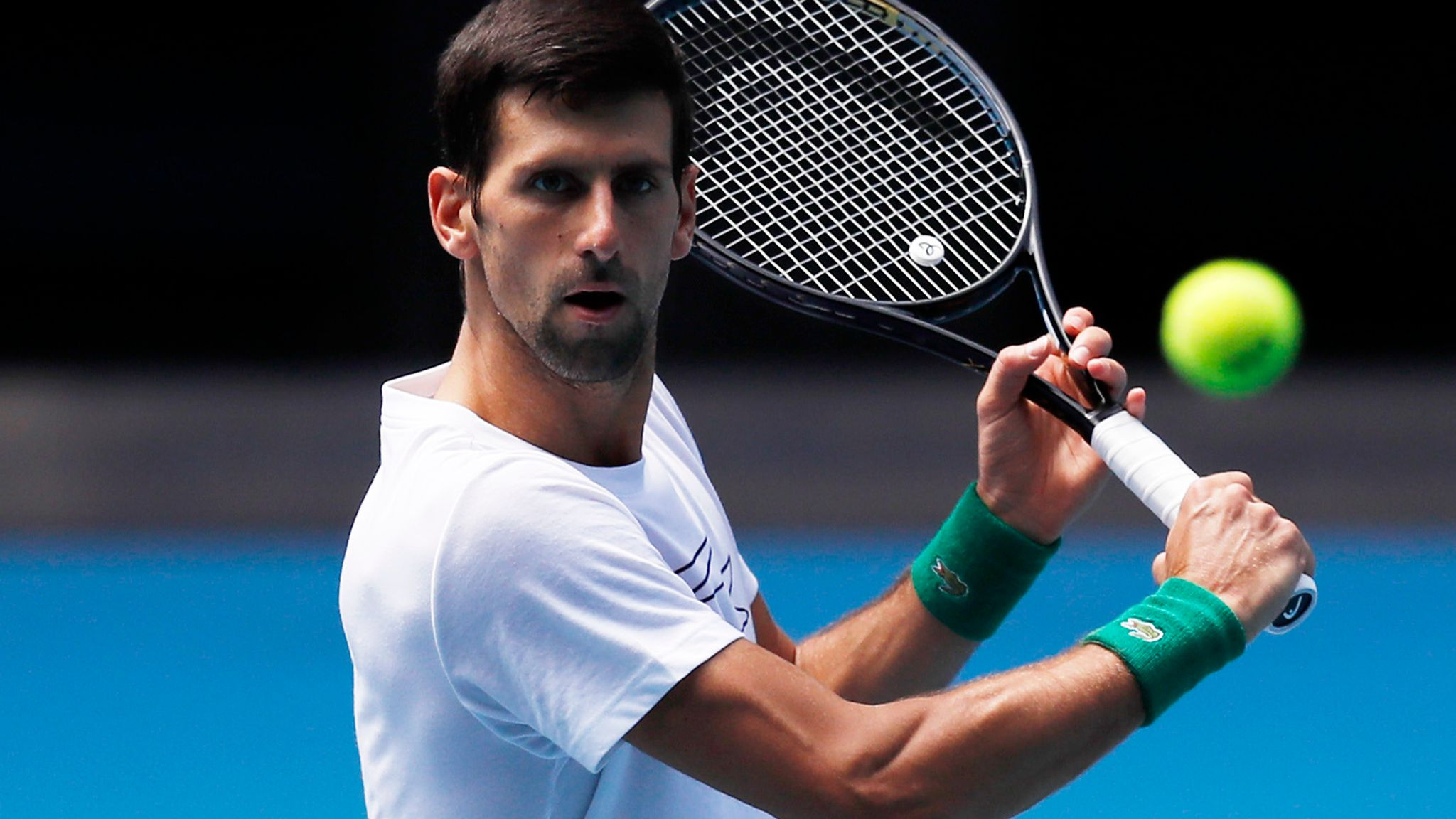 Novak Djokovic admits the Next Gen are within 'a set' of himself, Rafael Nadal and Roger Federer