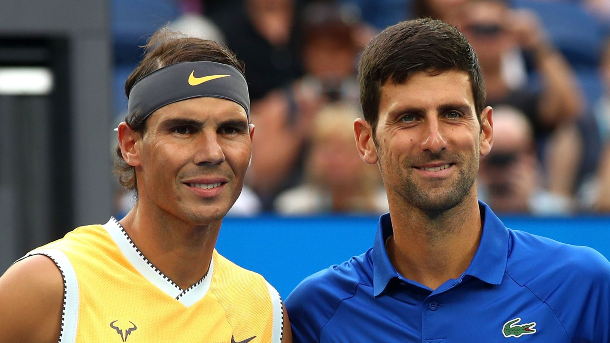 Rafael Nadal Insists Novak Djokovic Will Need A Covid 19 Vaccination To Play On The Atp Tour Tennis News Sky Sports