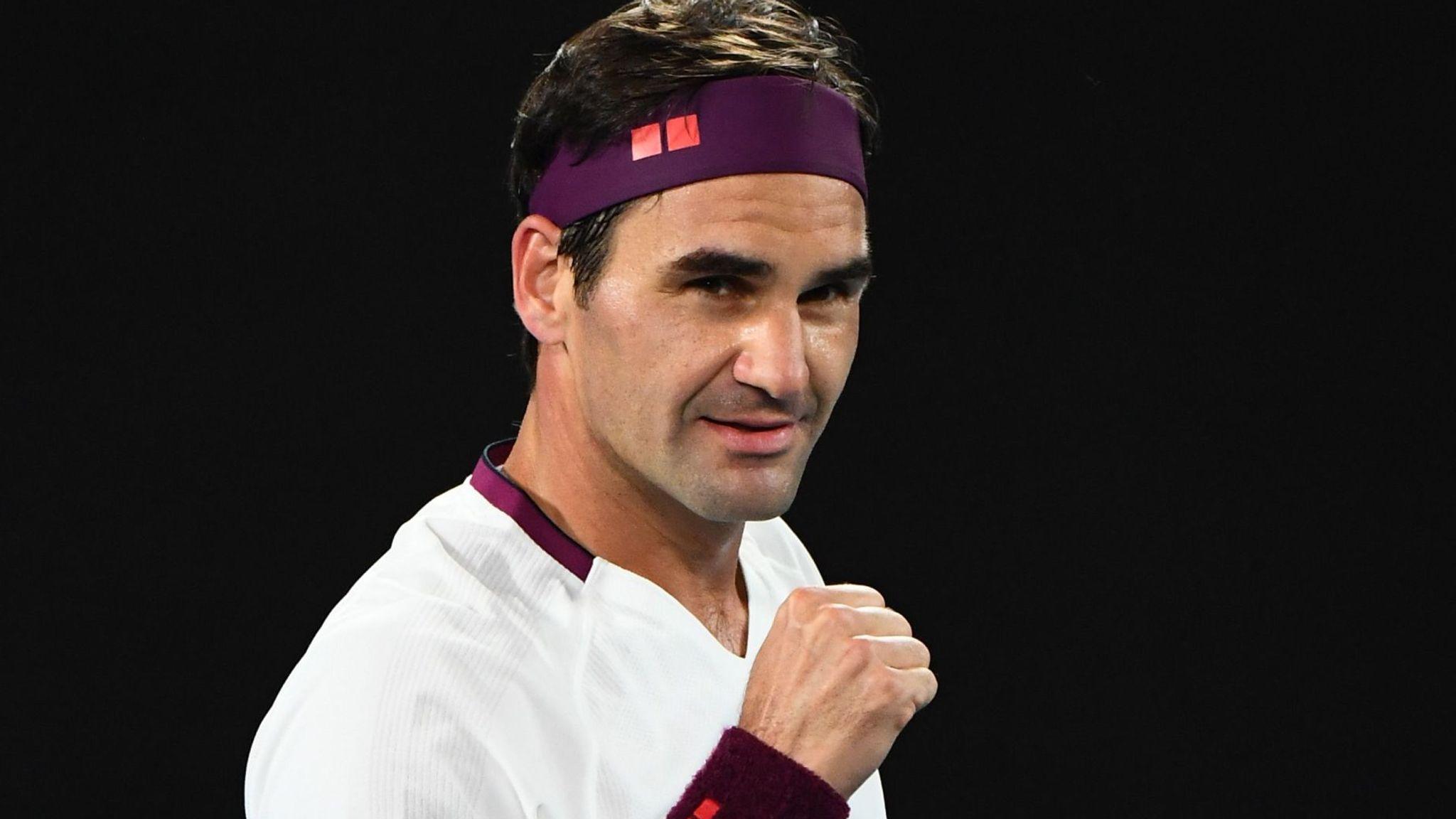 David Goffin  & Roger Federer