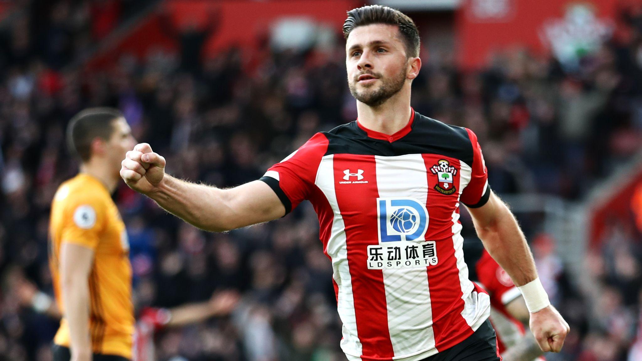 Shane Long: Southampton striker agrees new two-year deal | Football News |  Sky Sports