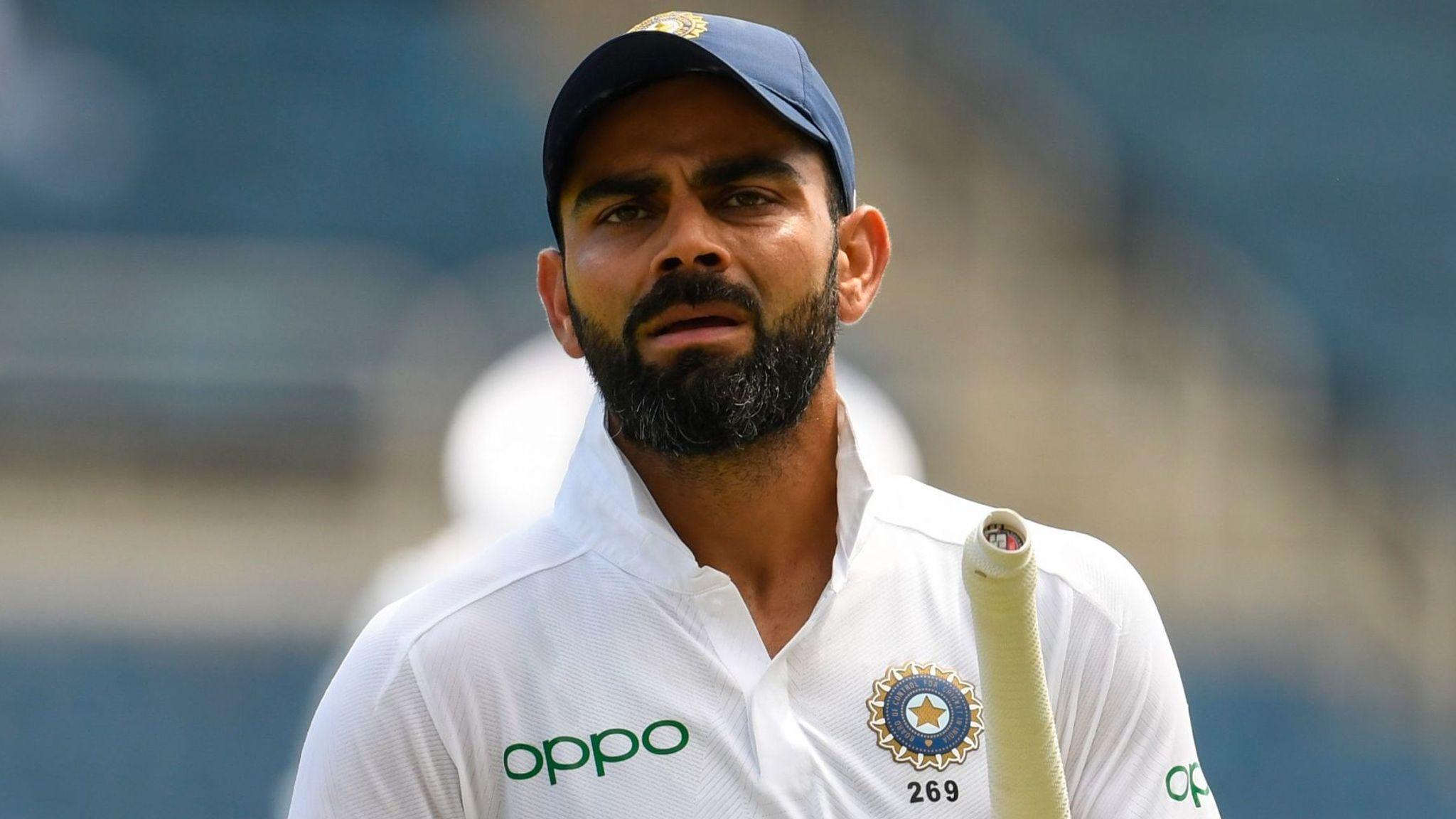 Virat Kohli 'not a fan' of four-day Test proposals | Cricket News | Sky  Sports