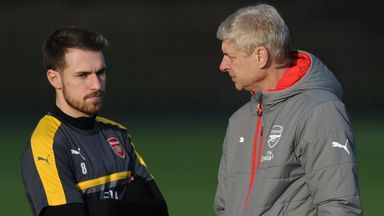fifa live scores - Aaron Ramsey has no regrets over joining Arsenal, who he says made the biggest effort to sign him
