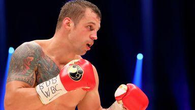 Mairis Briedis sealed a points win over Yuniel Dorticos