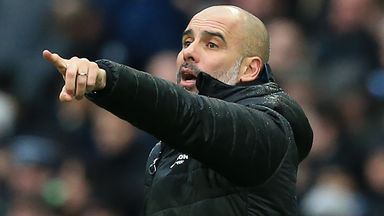 Pep urges fans to turn up for Utd cup tie