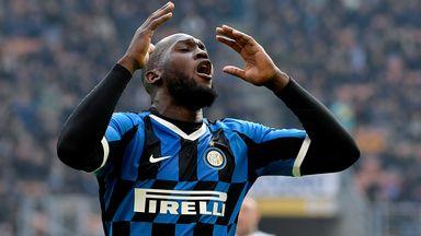 Inter Milan lose ground in title race