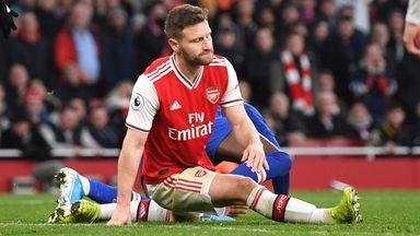 fifa live scores - Shkodran Mustafi: Arsenal mistakes hit me hard