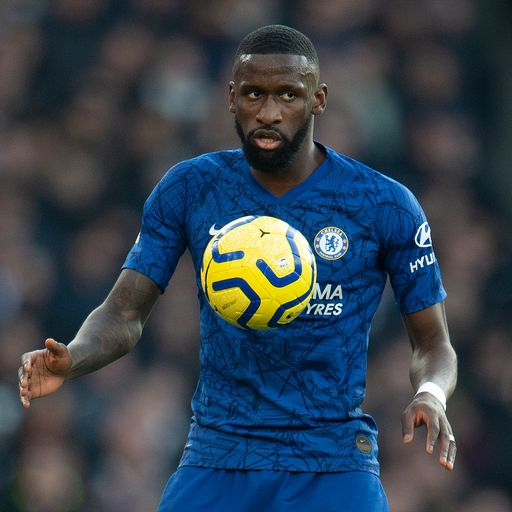 Rudiger speaks out over alleged racist abuse