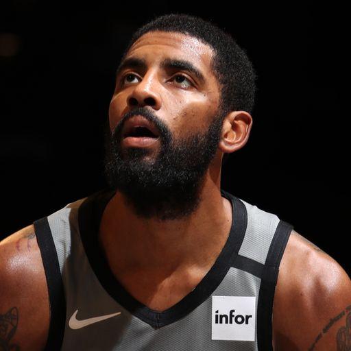 Irving: Nets must avoid uphill battle