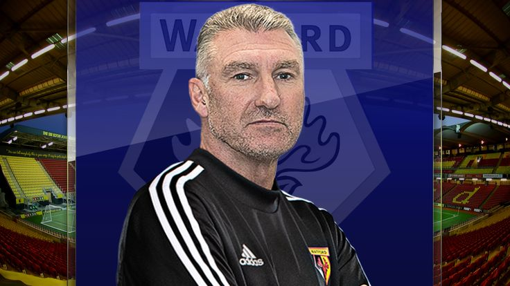 Nigel Pearson has sparked a dramatic upturn in Watford's form