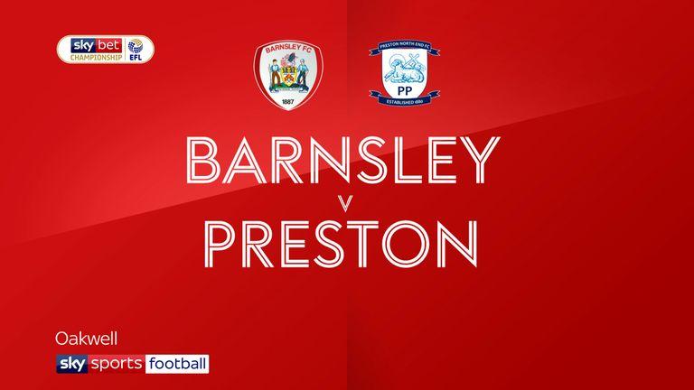 Barnsley v Preston