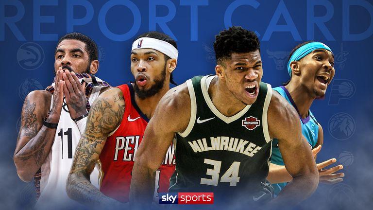 NBA Report Card - Week 14