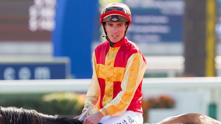Jockey Pierre-Charles Boudot