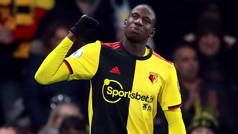 Abdoulaye Doucoure doubles Watford's lead against Wolves