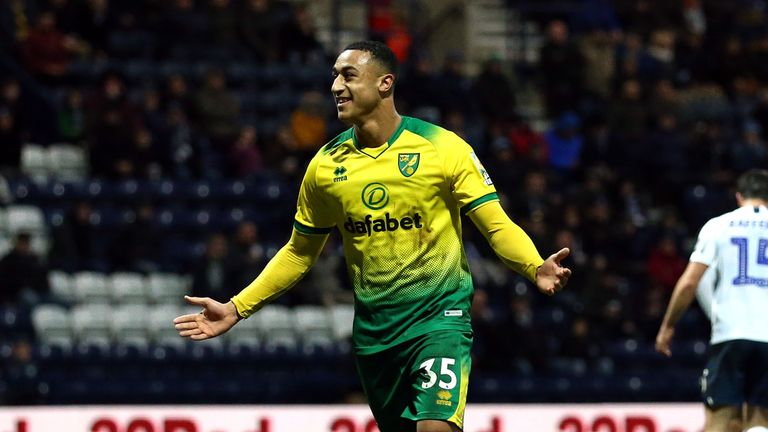 Idah's Cup exploits propel him into the reckoning for when the Canaries face Manchester United this weekend