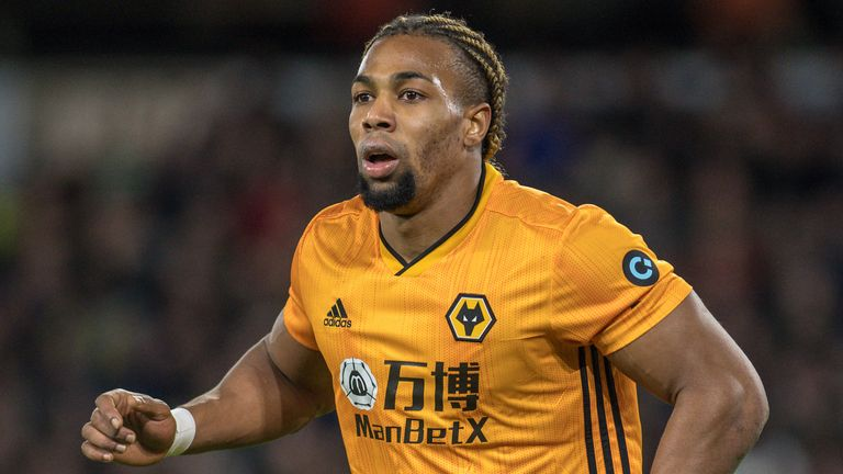Wolves To Wait Until Summer For Adama Traore Shoulder Surgery Decision Football News Sky Sports