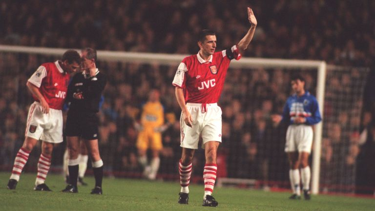 Smith went on to have a fine career with Arsenal, scoring 115 times in eight seasons