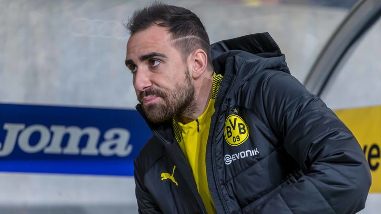 Paco Alcacer's move from Dortmund to Villarreal freed up funds for Can