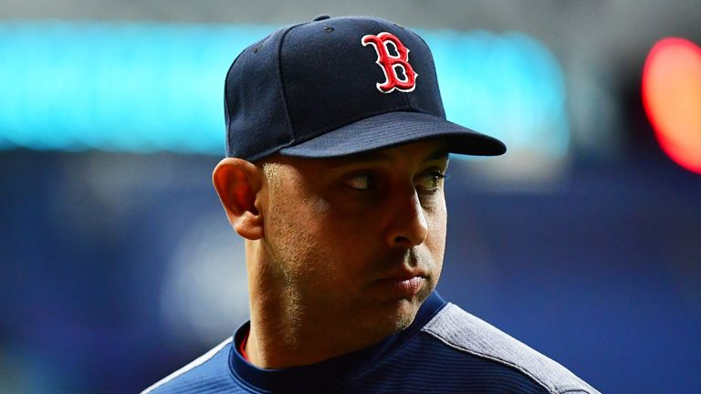 Alex Cora has been sacked by the Red Sox