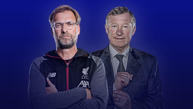 Manchester United v Liverpool    12-10-1996