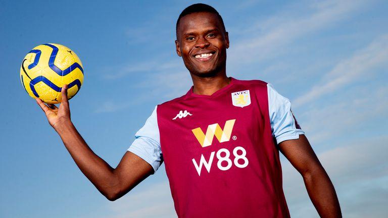 Mbwana Samatta has joined Aston Villa on a four-and-a-half-year deal