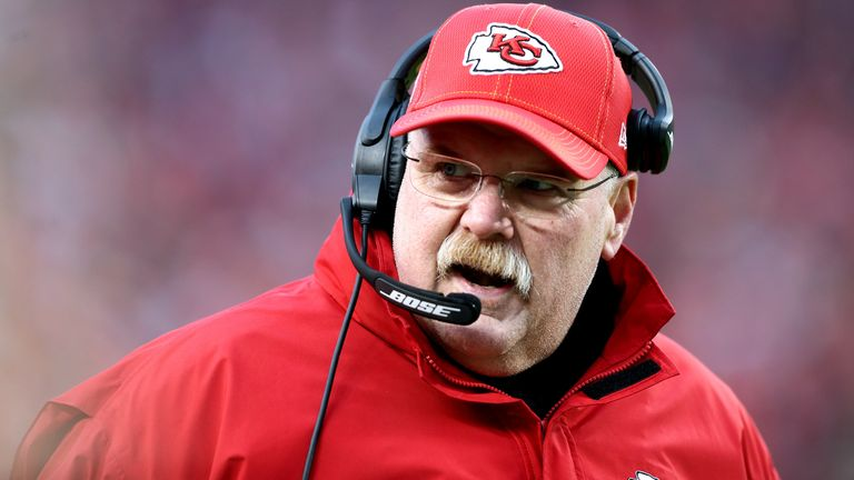Andy Reid's side will host the Tennessee Titans next week with the winner heading to the Super Bowl
