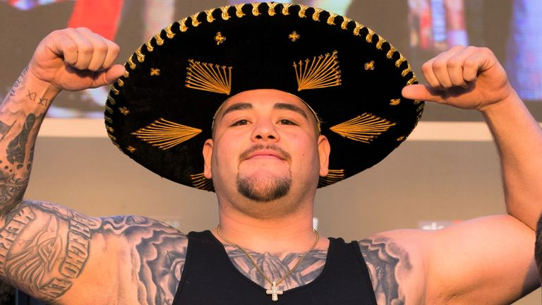 Andy Ruiz Jr is considering options after losing rematch with Anthony Joshua