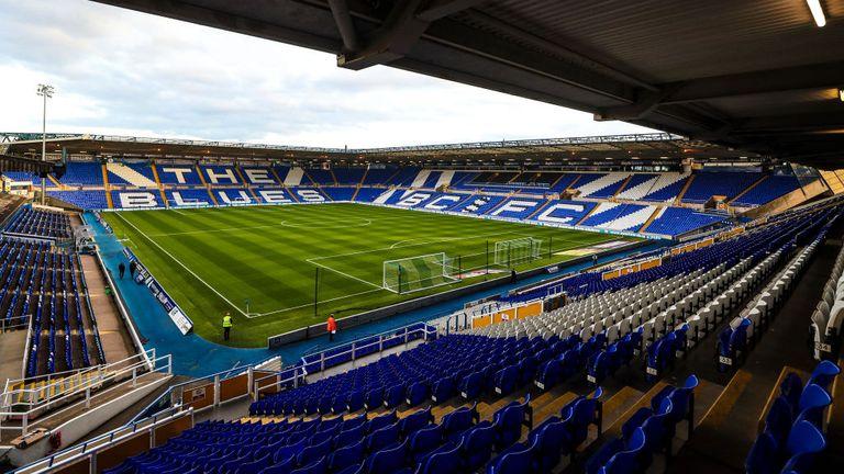 Birmingham City, St Andrews stadium