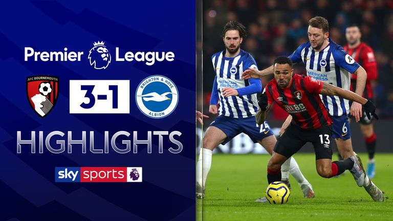 Brighton vs Bournemouth
