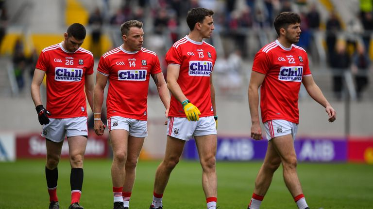 Cork are looking to bounce back from last year's relegation