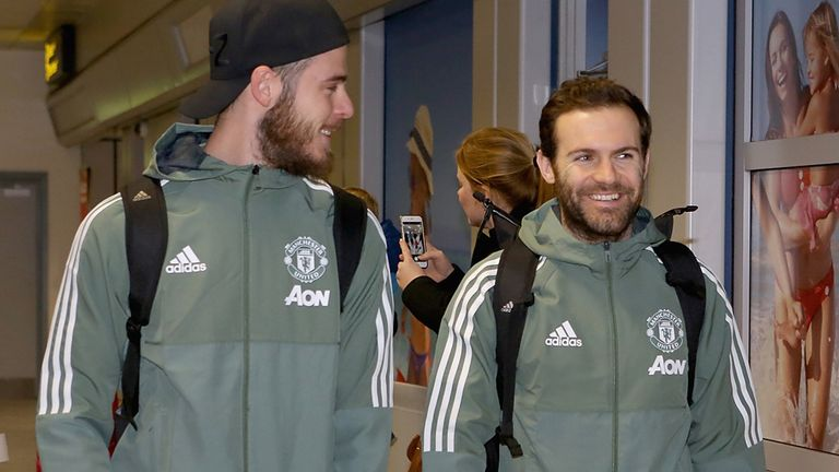Manchester United have routinely travelled to Dubai for warm-weather training camps over the last few seasons