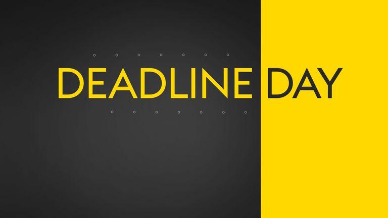 Deadline Day 2020