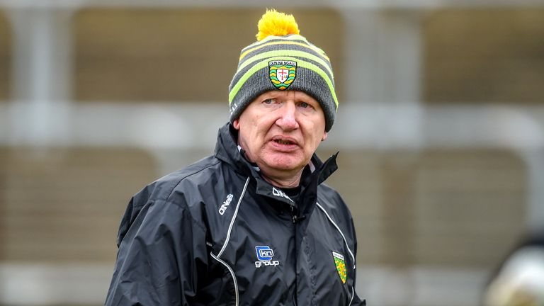 Declan Bonner's side will not fulfil the fixture