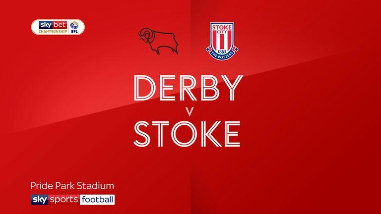 Derby v Stoke