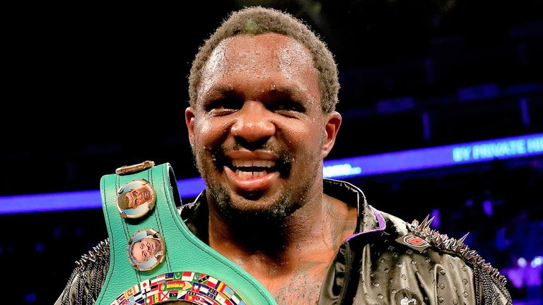 Whyte could attempt to take the WBA 'regular' belt from Charr