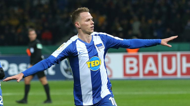 Norwich are in talks about a possible loan move for Hertha Berlin's Ondrej Duda