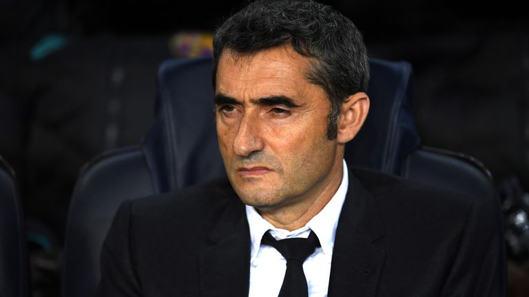 Ernesto Valverde was sacked by Barcelona despite winning consecutive La Liga titles at the Nou Camp