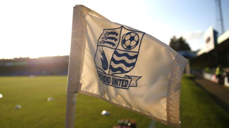Customs officials claimed tax was owed by Southend and asked for the club to be wound up
