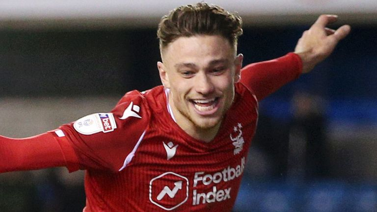 Matty Cash featured in 41 matches for Nottingham Forest last season