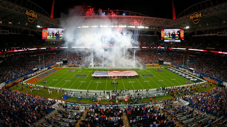 The Hard Rock Stadium will play host to Super Bowl LIV on February 2