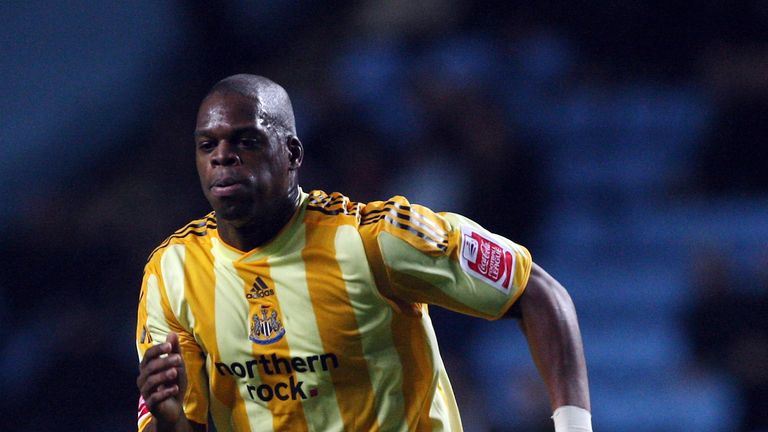Marlon Harewood on his time at Newcastle